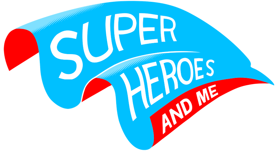 Superheroes & Me Logo